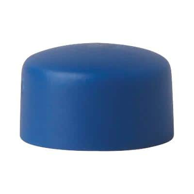 Niceday Whiteboard Magnets 10 mm Blue 1 x 1 cm Pack of 10