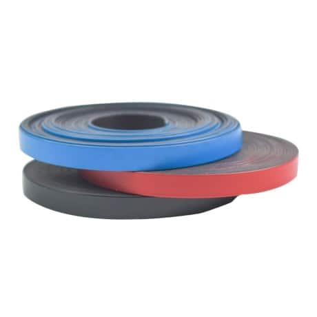 Niceday Magnetic Grid Strips, 3000 mm, Assorted Colours, Pack of 3