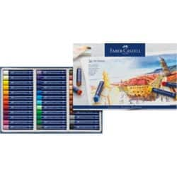 Faber-Castell Creative Studio Oil Pastel Crayons Assorted Colours box 36