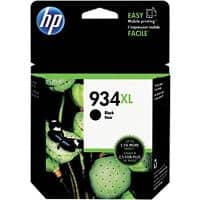 HP 934XL Original Ink Cartridge C2P23AE Black