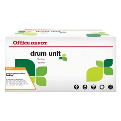 Office Depot Compatible for HP 824A Yellow Drum Unit CB386A
