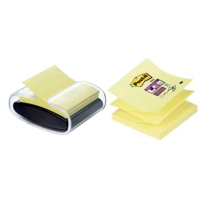 Post-it Z-Note Dispenser 76 x 76 mm Assorted
