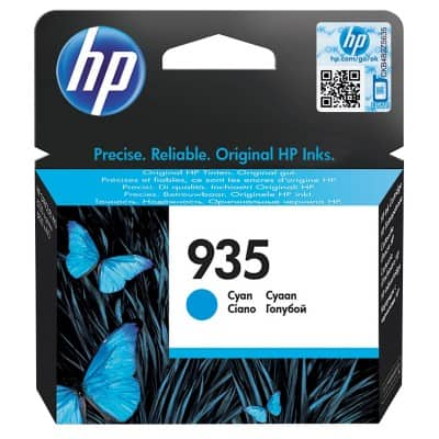 HP 935 Original Ink Cartridge C2P20AE Cyan