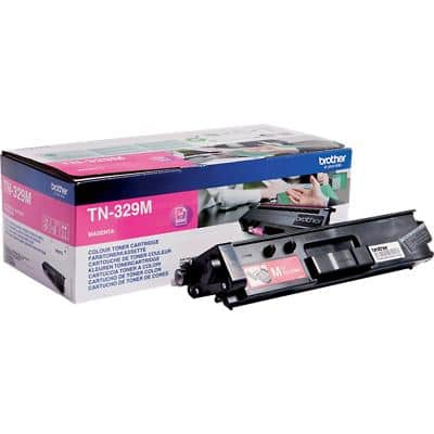 Brother TN-329M Original Toner Cartridge Magenta