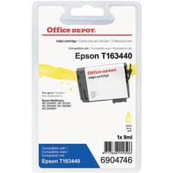 Office Depot Compatible Epson 16XL Ink Cartridge Yellow