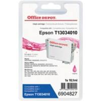 Office Depot Compatible Epson T1303 Ink Cartridge T13034010 Magenta