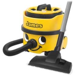 Numatic Cylinder Vacuum Cleaner James JVP180-11 620 w