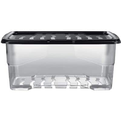 Niceday Plastic Storage Box 42 Litre 400 x 600 x 250 mm