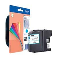 Brother LC223C Original Ink Cartridge Cyan