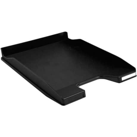 Exacompta Combo 2 Mini letter tray in black