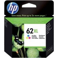 HP 62XL Original Ink Cartridge C2P07AE 3 Colours
