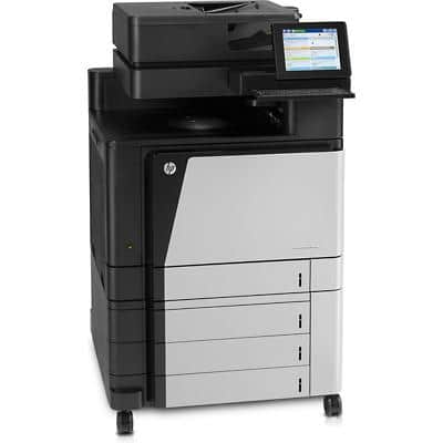 HP LaserJet M880z Colour Laser All-in-One Printer A3