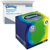 Kleenex Facial Tissues 8825 3 Ply 56 Sheets