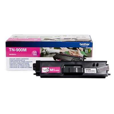 Brother TN-900M Original Toner Cartridge Magenta