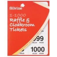 Silvine Raffle Tickets