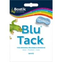 Bostik Blu-Tack handy size - White