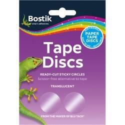 Bostik Blu-Tack Sticki Tape Circles – 120-pack