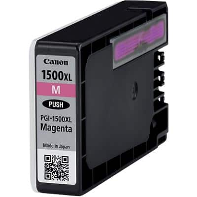 Canon PGI-1500XLM Original Ink Cartridge Magenta
