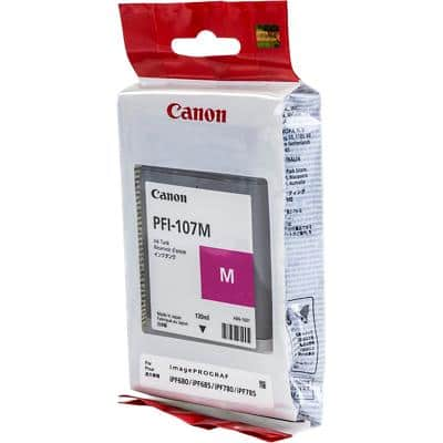 Canon PFI-107M Original Ink Cartridge Magenta
