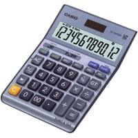Casio Desktop Calculator DF-120TERII Silver