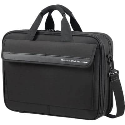 Samsonite Laptop Bag Classic CE SA1896 Maximum Size 15.6 inch 14.5 x 31.5 cm Black