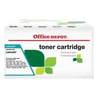 Compatible Office Depot Lexmark C540H2CG Toner Cartridge Cyan