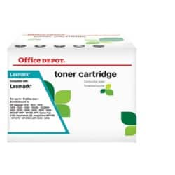 Office Depot Compatible Lexmark C540H2KG Toner Cartridge Black