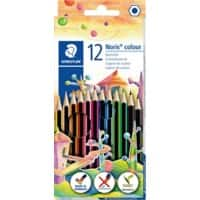 Staedtler Noris colouring pencils - 12 pack