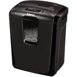 Fellowes Shredder M-8C cross cut 15 l