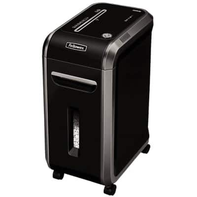 Fellowes Shredder 99Ms Super Micro Cut 34 L