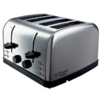 Russell Hobbs Toaster 18790 29.5 x 28.8 x 18 cm Silver