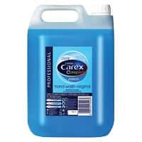Carex Liquid Hand Soap Refill Antibacterial Professional Original 5L