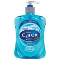 Carex Hand Soap Professional Unscented Liquid 500 ml