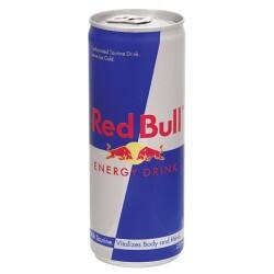 Red Bull Soft Drink can 24 pieces of 250 ml