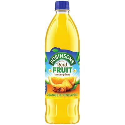 Robinsons Cordial Juice 12 Pieces of 1 L