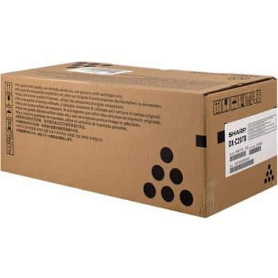 Sharp DX-C20TB Original Toner Cartridge Black