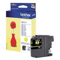 Brother LC121Y Original Ink Cartridge Yellow