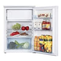 Satesman Fridge R155W 55.3 x 57.4 x 84.5 cm White