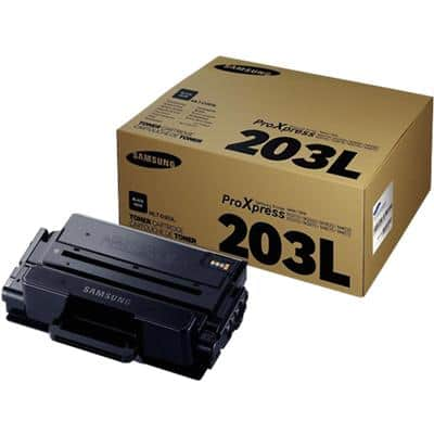 Samsung MLT-D203L Original Toner Cartridge Black Black