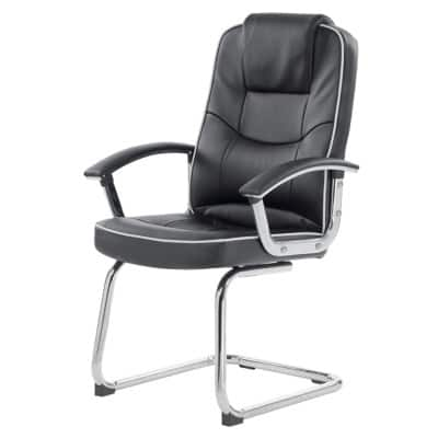 Realspace Visitor Chair Rome2 Black