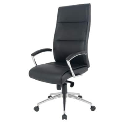 WorkPro Executive Chair Lima Knee Tilt Black