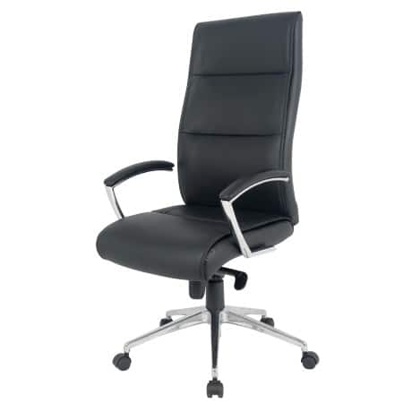 WorkPro Executive Chair Lima basic tilt Black