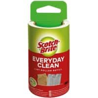 Scotch-Brite Lint Roller Refill 70 x 90 mm White