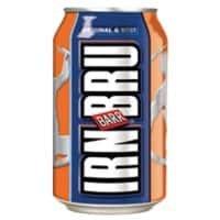 Irn-Bru Soft Drink Can 330ml Pack of 24