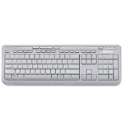 Microsoft wired keyboard 600 - white