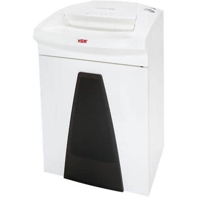 HSM SECURIO B26 Particle-Cut Shredder Security Level P-4 14-16 Sheets