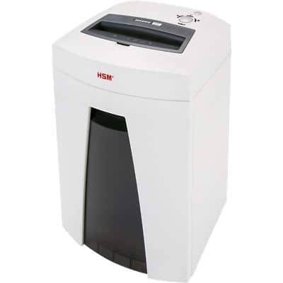 HSM SECURIO C18 Strip-Cut Shredder Security Level P-2 17-19 Sheets