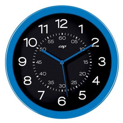 Gloss by CEP Clock 820G 30 x 4.5 cm Blue