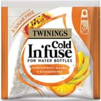 Twinings Passionfruit Mango Orange Cold Infusion Tea Pack of 100