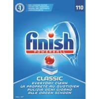 Finish Dishwasher Tablets Fragrance Free Pack of 110